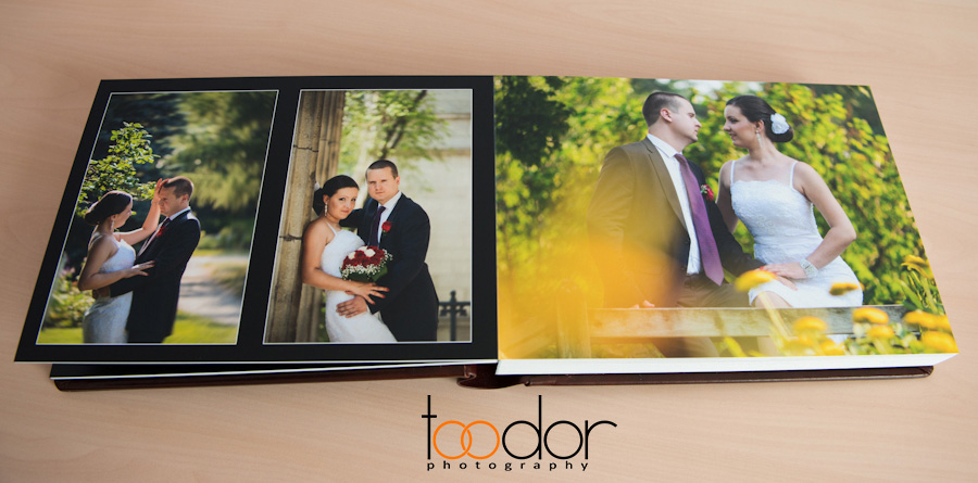 Wedding Photo book by Toodor Studio Photography Montreal